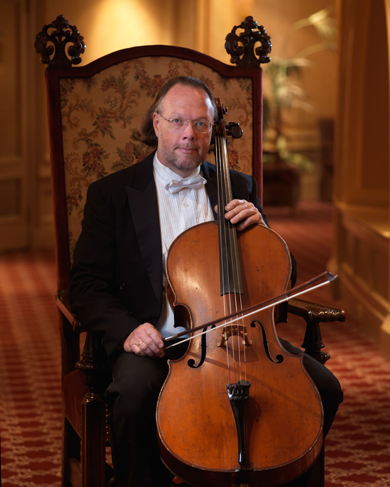 Eric Reed; Principal Cello